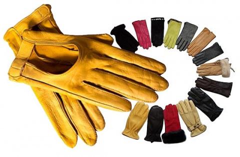 Как ухаживать за кожаными перчатками?