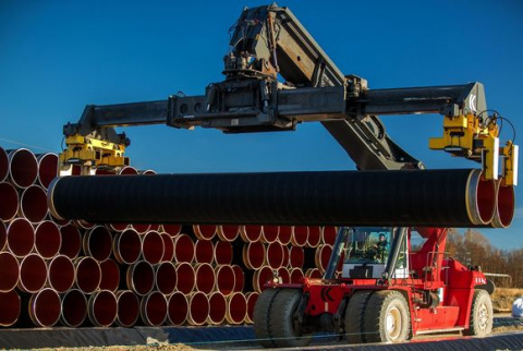 Nord Stream 2 запросила у Финляндии разрешение на строительство газопровода