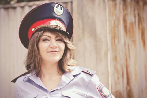 Евгения Петровская