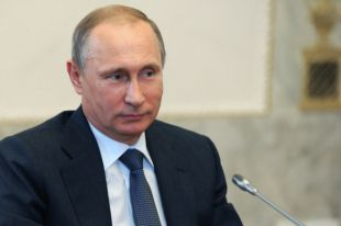 Путин: в ответ на санкции Россия повышает открытость экономики
