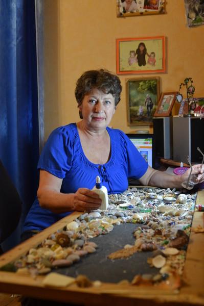 Полина Белоглазова (Кобыляцкая)