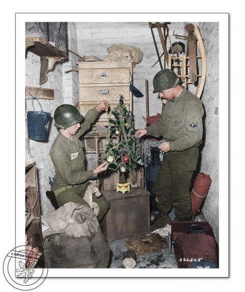 Как немцы взяли в плен два п…
