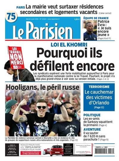 Знают ли французы, как выглядят русские хулиганы? Колонка Константина Клещева