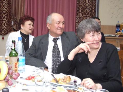 Римма Алибекова