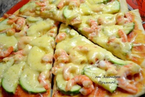 2 пиццы от Элеоноры Пучиной