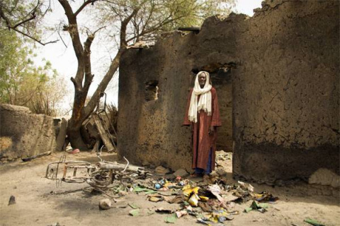 """Боевики """"Боко Харам"""" в Нигер…"""