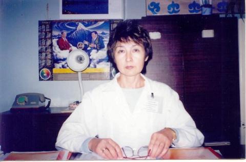 Галия Куттыкужанова