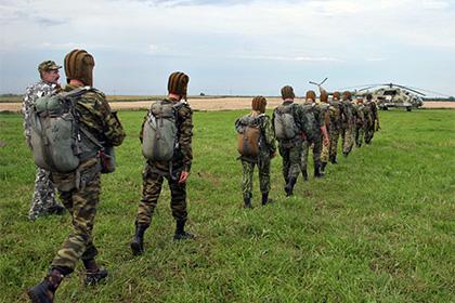 В России воссоздадут 104-ю десантно-штурмовую дивизию ВДВ