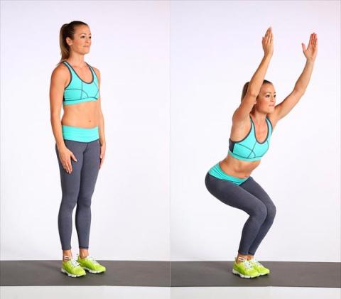 Эти 3 упражнения активируют процесс сжигания жира
