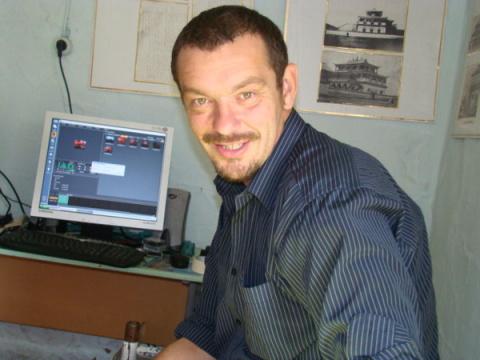 Павел Щербина (личноефото)
