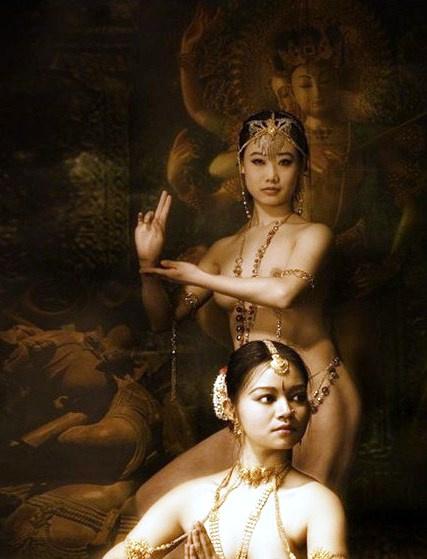 Служительницы плотской любви: женщины древнейшей профессии разных времён и народов