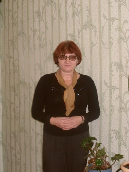 Нина Маренкова