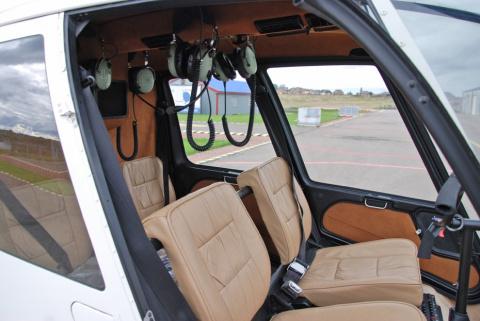 Москва. В продаже Rоbinson R44 Raven 1 ($240 000) и Raven 2 ($350 000)