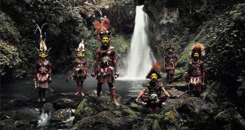 Портреты древних народов со …