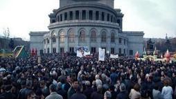 Украинский майдан в Армении? - продолжение следует