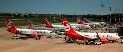 Air Berlin прекратит полеты …