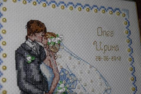 Венок невесты, розы по поясу