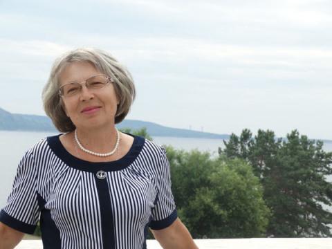 Людмила Галяминских (Зотова)