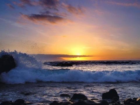 Лариса и море., быль