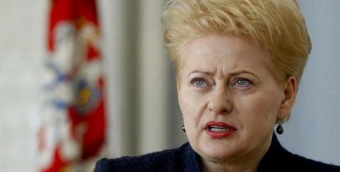 Литва может отрезать Калинин…