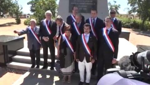 Глава французской делегации: Никакой оккупации Крыма нет, расскажем об этом в Париже