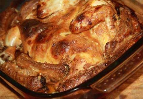 Как приготовить куриную грудку с сыром и сливками
