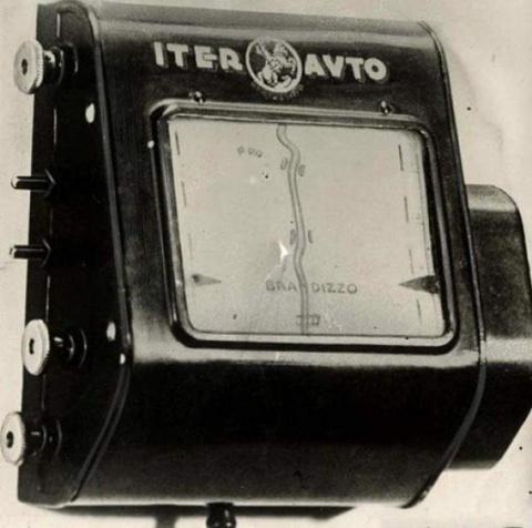Прадедушка GPS навигатора. 1932г.