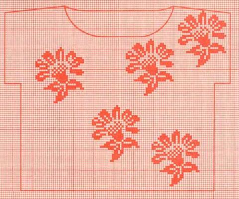 схема для одежды