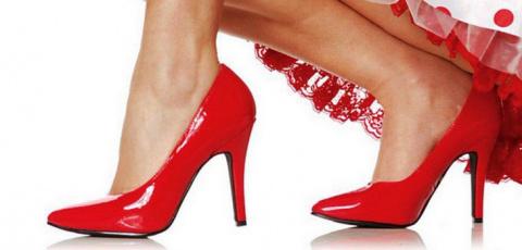 5 способов обновить старые туфли