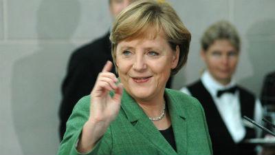 Ангела Меркель пятый год под…
