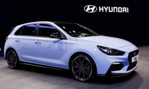 Все премьеры Hyundai