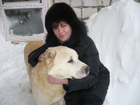 Елена Куновская