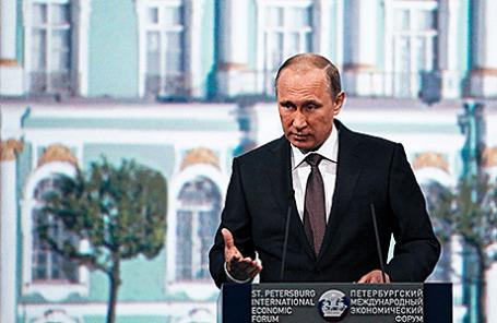 Путин объяснил, откуда в Донбассе оружие