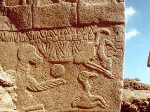 Древние рисунки рассказали о…