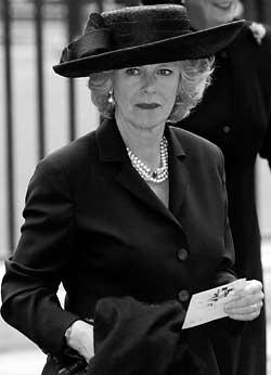Камилла Паркер-Боулз: Слёзы королевы