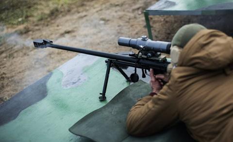 У российских снайперов есть …