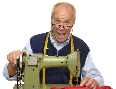 Как научиться шить вещи само…