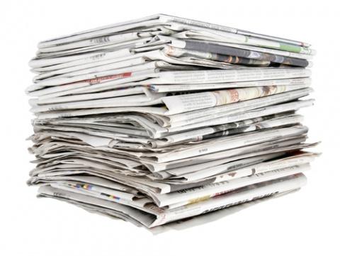 Реклама в прессе перестает быть выгодной
