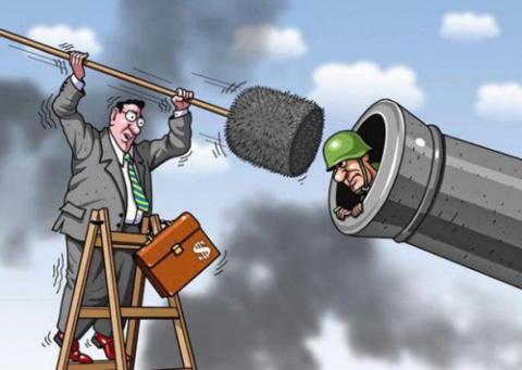 Психология атошника. Кто сегодня идет убивать Донбасс?