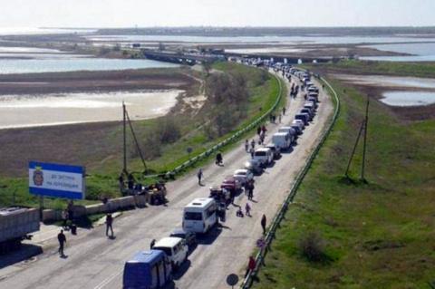 Украинцы хотят в Крым, а не в Европу. Антон Крылов