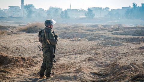 Сирия: погиб российский военный советник, не допустивший прорыва террористов