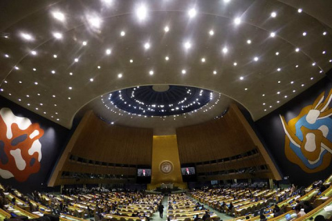 В ООН призвали применять в Крыму украинские законы