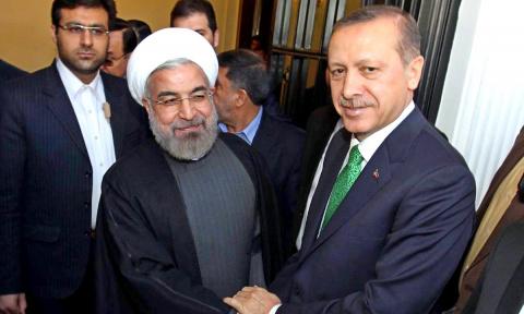 Россия, Турция и Иран будут …