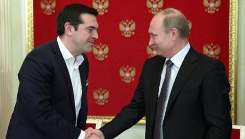 Foreign Policy: плохие новости для ЕС - Россия может спасти Грецию