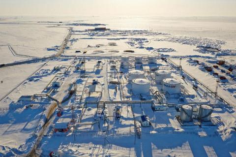 Газовый проект вАрктике ста…