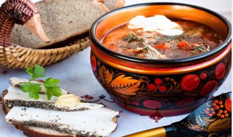 7 традиционных супов русской…
