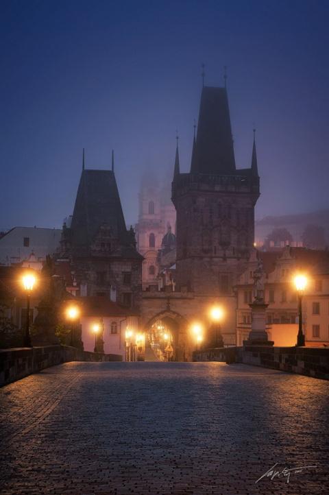 Прага: потрясающее фотопутеш…