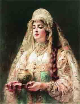 """Cолянка """"Старомосковская"""" - путешествие в древнюю Москву."""