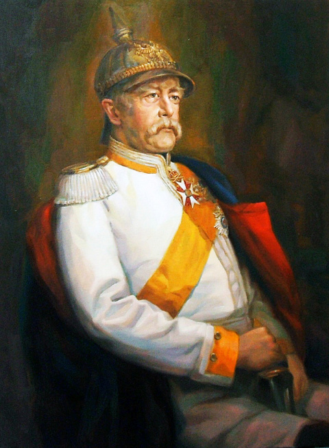 Отто фон Бисмарк: «Рюриковичи мы!»