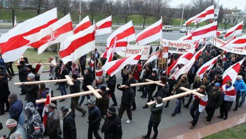 Белорусский национализм — оружие Запада против России